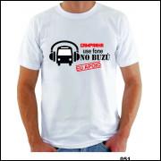 Camisa Campanha Use No Buzú Eu Apoio Engraçada Sátira