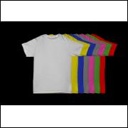 c786d408df Camiseta Para Sublimação 100% Poliéster Atacado