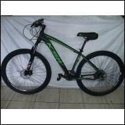 Bicicleta MTB KSW 27 vel