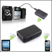 Receptor De Áudio Sem Fio Bluetooth Melhor Preço 5 V 3.5mm