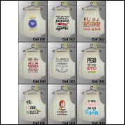 Kit 10 Croppeds Camiseta Carnaval 2019