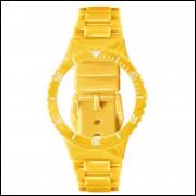 Pulseira Para Relógio Champion Troca Pulseiras Amarela