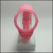 Pulseira -Para Relógio Champion Troca Pulseiras Rosa