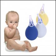 Aspirador Nasal do bebê Saúde Silicone Nariz Ranho Aspirador Softest Vácuo Aspirador Nasal Do Bebê A