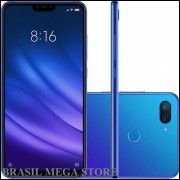 Celular Xiaomi Mi 8 Mi8 Lite 64gb 4gb Ram Global Promoção - Azul ou Preto