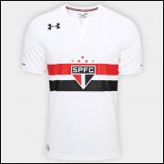 Camisa São Paulo I 17/18 Under Armour