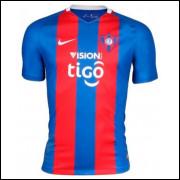 Camisa Cerro Portenho I 16/17 Nike