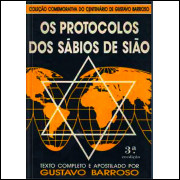 E-Book Os Protocolos dos Sábios de Sião Banidos das bancas
