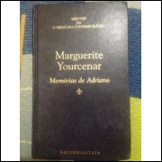 Livro Memórias De Adriano 001 Marguerite Yourcenar