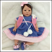 Bebê Reborn kit Kilyn PRONTA ENTREGA - ENVIO IMEDIATO