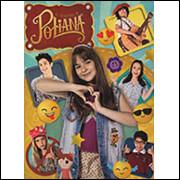 Figurinhas do Álbum As Aventuras de Poliana 2019 Panini