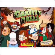 Figurinhas do Álbum Gravity Falls 2019 Panini