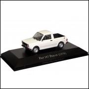 Fiat 147 Pick Up - Coleção Carros Inesquecíveis Do Br