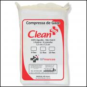 COMPRESSA DE GAZE 11 FIOS