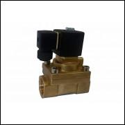Válvula solenóide alta pressão
