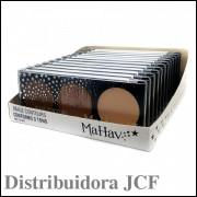 Paleta de Contorno Grande 20,3 cm 3 Tons Mahav - Display com 12 unidades