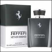 Perfume Vetiver Essence Masculino Ferrari EDP 50 ML