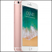 iPhone 6S Plus 32GB Rosê Tela 5,5- IOS 4G Câmera 12MP - Apple