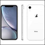 iPhone Xr 256GB Branco IOS12 4G + Wi-fi Câmera 12MP - Apple