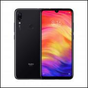 Smartphone xiaomi Redmi note 7 dual sim 128GB de 6.3   48+5MP/13MP OS 9.0- Preto