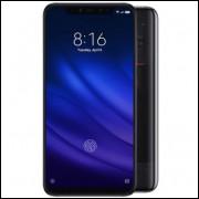 "Smartphone Xiaomi Mi 8 Pro Dual SIM 128GB 6.21"" 12+12MP/20MP OS 8.1.0 - Transparente/Cinza"
