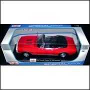 Lote 026 Maisto 1/18 Chevy Camaro SS 396 Convertible 1967