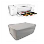 Capa Pra Impressora HP 1115 Branca Impermeável Proteção Uv