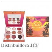 Paleta de Sombras Sol Nascente Luisance L1071 ( 12 Unidades )