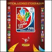 Figurinhas do Album Fifa Women-s World Cup Canada 2015