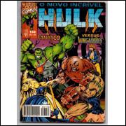 O Incrível Hulk nº 152 /Abril