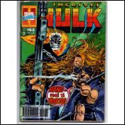 O Incrível Hulk nº 162 /Abril
