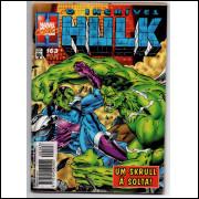 O Incrível Hulk nº 163 /Abril