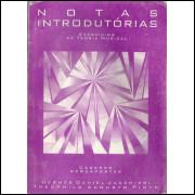 Notas Introdutorias Exercicios De Teoria Musical Caderno De Respostas / 11781