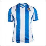 Camisa Real Sociedad I 19/20 Macron