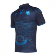 Camisa Real Sociedad III 19/20 Macron