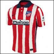 Camisa Atlético de Madri I 20/21 Nike