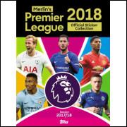 Figurinhas do Album Premier League 2018 Topps