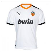 Camisa Valencia I 19/20 Nike