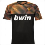 Camisa Valencia II 19/20 Nike