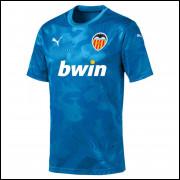 Camisa Valencia III 19/20 Nike