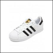 Adidas Superstar Branco Feminino/Masculino