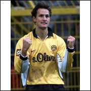 Camisa Borússia Dortmund I Retrô 98/99 Nike