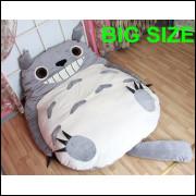 puff Totoro medida 100x140 enviado vazio