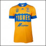 Camisa Tigres UANL I 20/21 Adidas