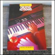 Partitura com músicas para teclado.- 302 -