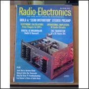 Coleção de revistas importadas de eletrônica.- 076 -