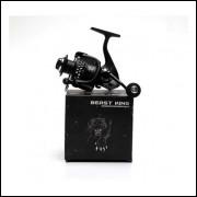 Molinete Bk1000 Carretel Em Aluminio