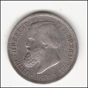 1000 Reis - 1878 - sob - (644)