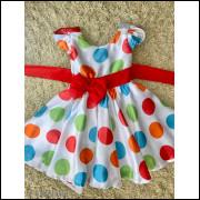 Vestido Infantil Alegria