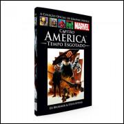 006 Livro Capitão Amércia Tempo Esgotado